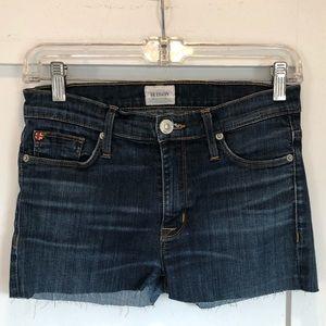 Hudson Cut Off Denim Shorts
